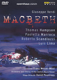 Macbeth, DVD