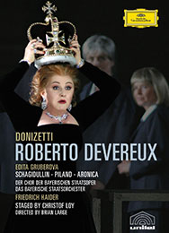 Roberto Devereux, DVD