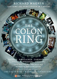 The Colón Ring - The 7-Hour Version of »The Ring of the Nibelung«, DVD