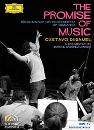 The Promise of Music, DVD