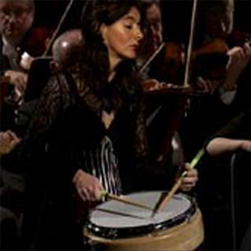 Evelyn Glennie & L'Orchestre Philharmonique du Luxembourg