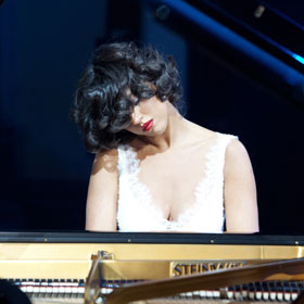 Khatia Buniatishvili in Kiev, Mussorgsky - Pictures at an Exhibition